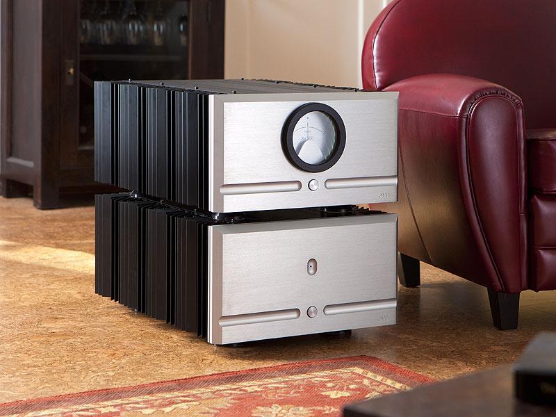 Amplificador Xa 300 doble chasis, 150 Watios mono, 180 Kgs peso