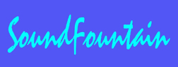 Logo del site de SOUNDFOUNTAIN, Sitio Web de Tutoriales para audiófilos.