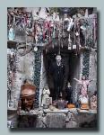 Altar de la Capilla del Filo de El Tisure