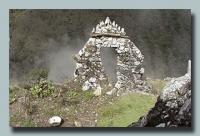 Arco Exterior Izquierdo de la Capilla del Filo de El Tisure
