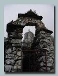 Arco Exterior Derecho de la Capilla del Filo de El Tisure