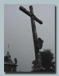 Cruz de la Capilla del Filo de El Tisure