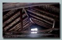 Techo de la Capilla. Interior