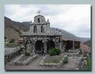 Capilla de San Rafael de Mucuchíes