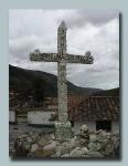 Cruz de la Capilla de San Rafael
