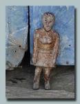 Figura Femenina Conjunto Virgen de Coromoto