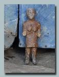 Figura Femenina sin Brazos Conjunto Virgen de Coromoto