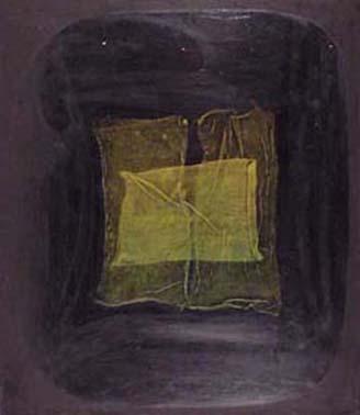 <b>T&iacute;tulo:</b> Huellas en el Espacio II &nbsp;&nbsp;&nbsp; <b>Autor:</b> Edgar Sánchez &nbsp;&nbsp;&nbsp; <b>Dimensiones:</b> (69 x 80) cm &nbsp;&nbsp;&nbsp; <b>A&ntilde;o:</b> 1968