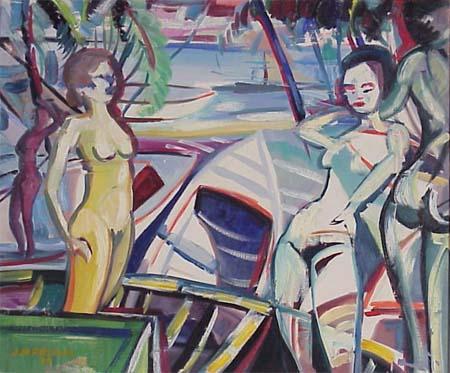 <b>T&iacute;tulo:</b> Playa de Carayaca &nbsp;&nbsp;&nbsp; <b>Autor:</b> Narciso Arciniegas &nbsp;&nbsp;&nbsp; <b>Dimensiones:</b> (50,5 x 50) cm &nbsp;&nbsp;&nbsp; <b>A&ntilde;o:</b> 1974